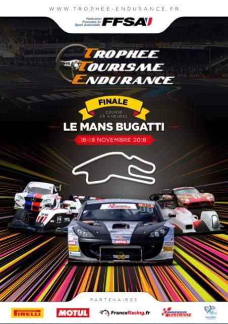 Course TTE FREE RACING LE MANS 16 17 18  Novembre  A4ccf910