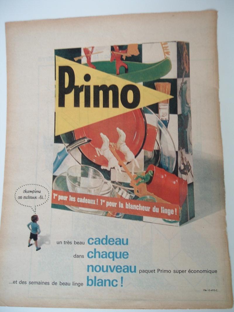 Cadeaux primes Primo11