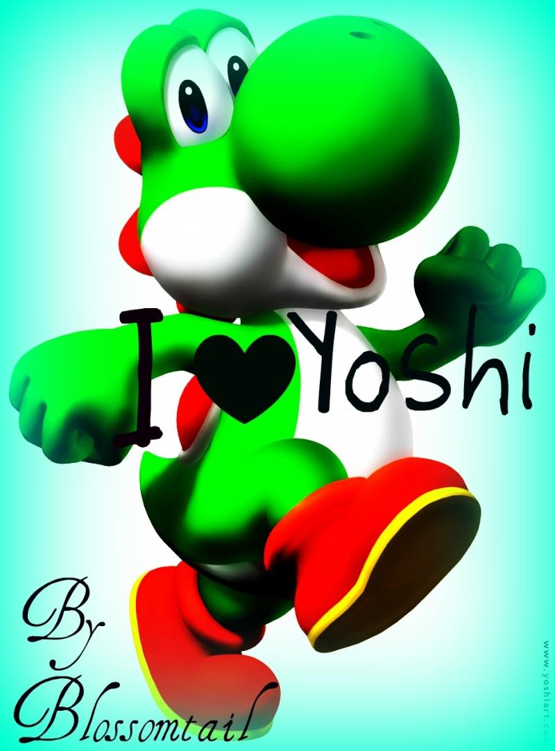Free Avatar for peeps who like Yoshi! I_love10