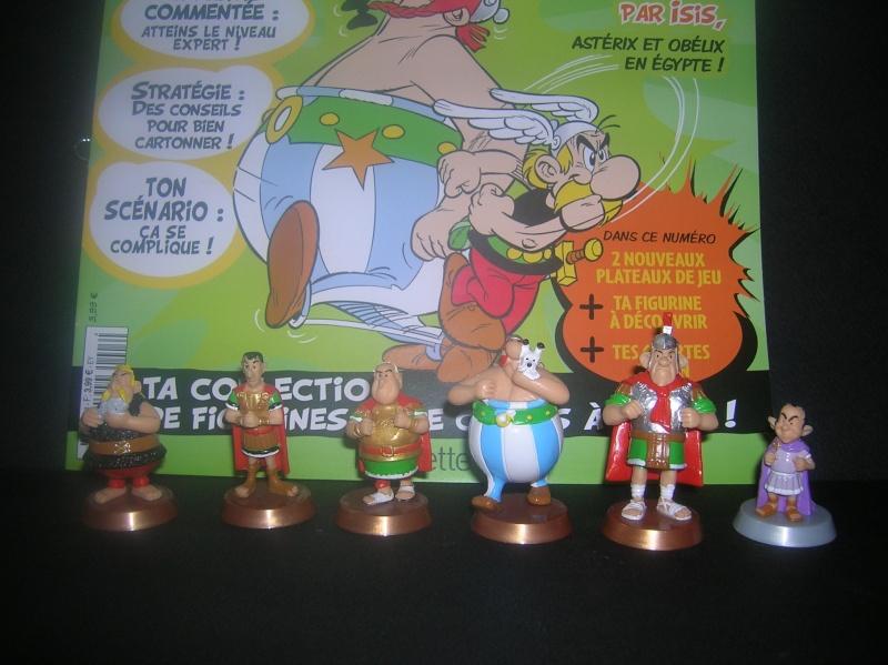 N°1 Astérix et Obélix cartes + figurines - Test hachette Test_f10