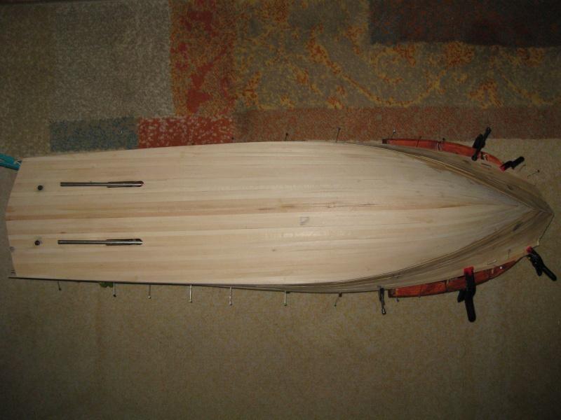 Italienisches Sportboot 18010
