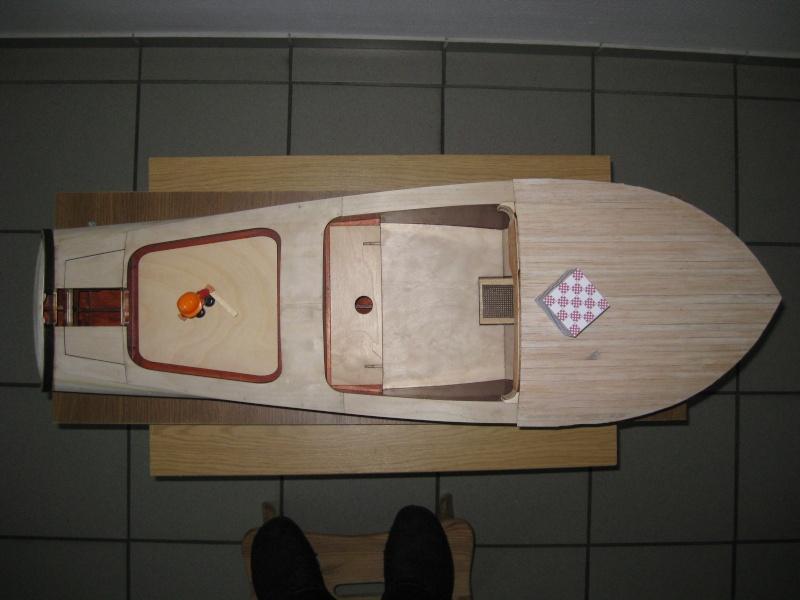 Italienisches Sportboot 20010