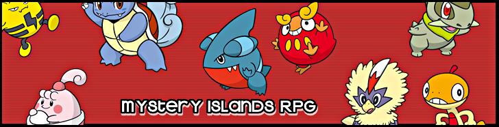 バットマンミステリー Mystery Islands RPG