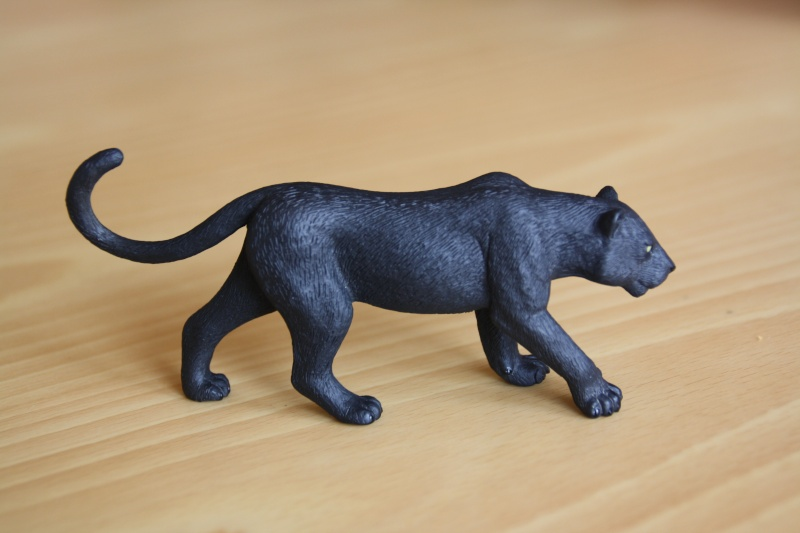 Mojo Bison and Black Panther Imagen39