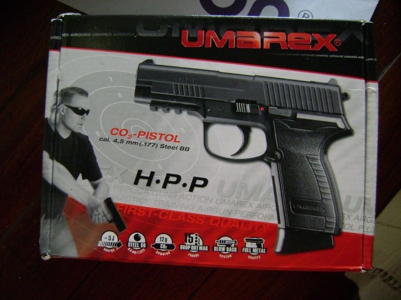 Mon Umarex HPP enfin arrivé !! Dsc01723