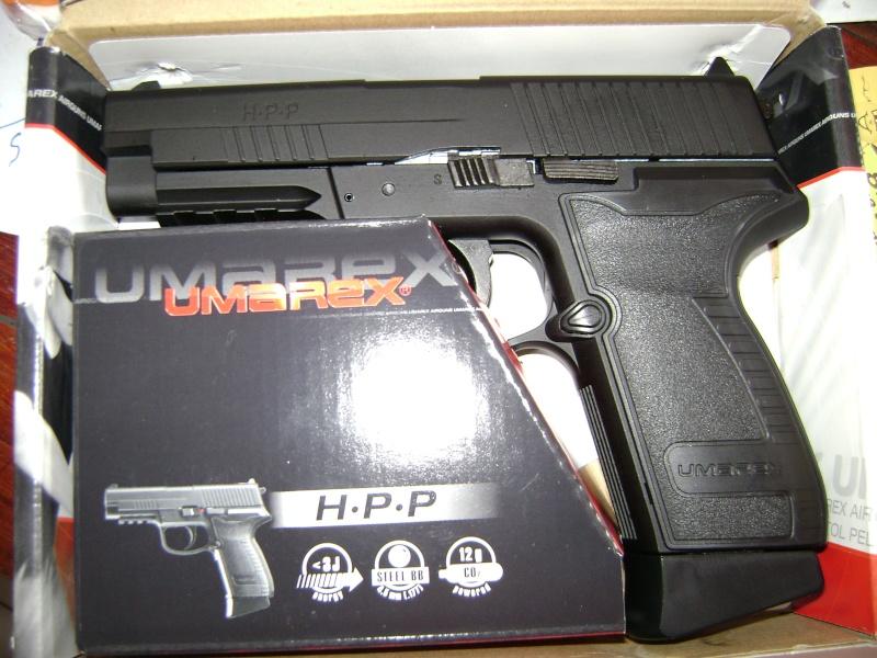 Mon Umarex HPP enfin arrivé !! Dsc01810