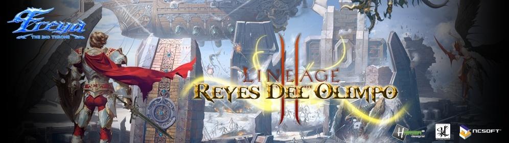 Reyes Del Olimpo