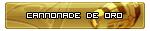 Cannonade de Oro. Ganado el 14/10/2011