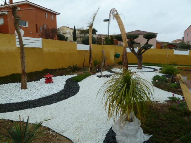 Le jardin  en hiver P1000625