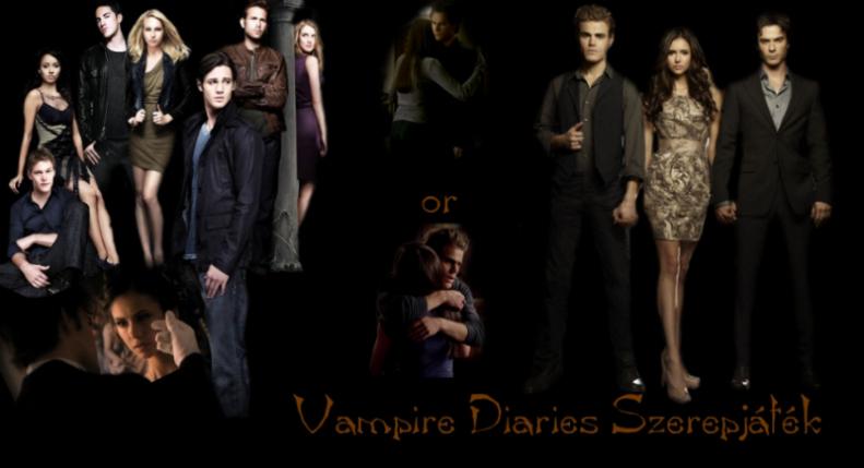 Vampire Diaries Szerepjáték