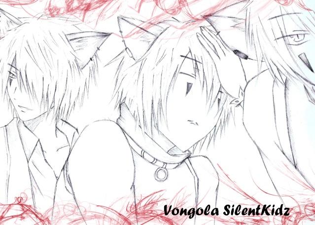 Some Anime Drawing i did... XD Psbori14