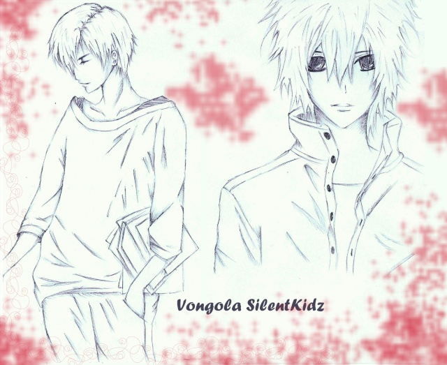 Some Anime Drawing i did... XD Pstama10