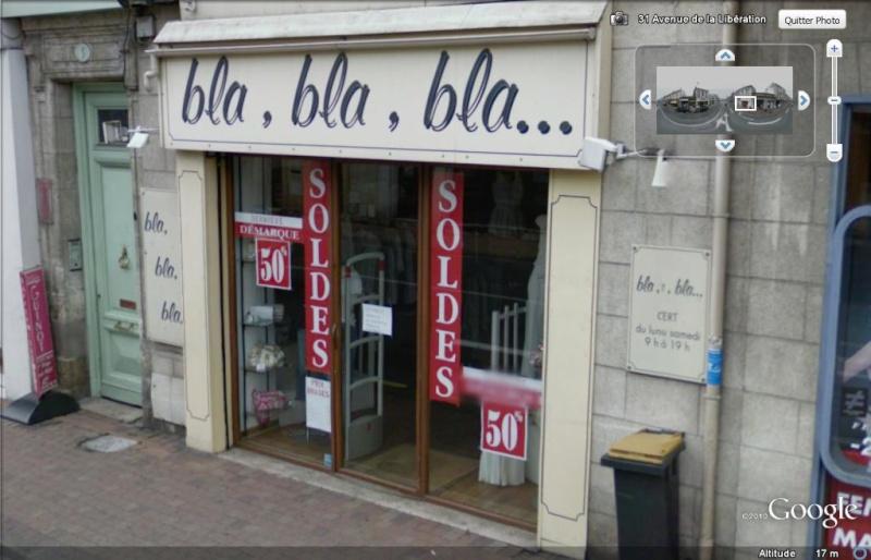 STREET VIEW : les façades de magasins (France) - Page 2 Bla10