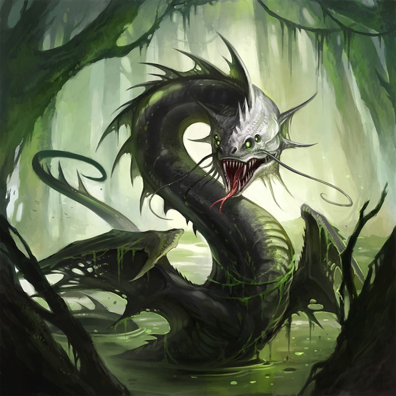 Mortal - Dragon - Vagabond - Méchant 32795410