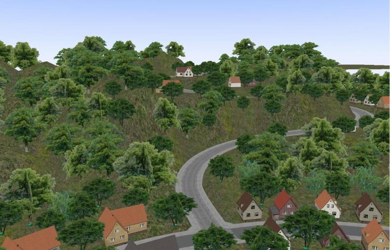 Fantasy route: Britzwald-Ebensraum  1110