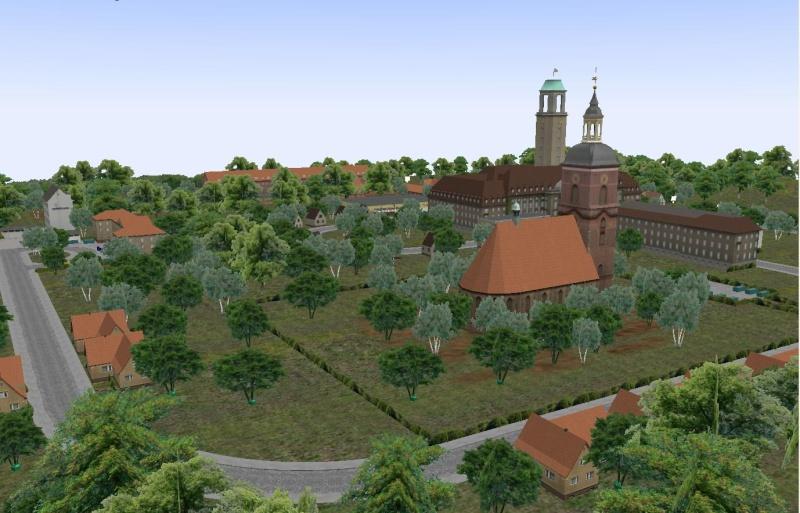 Fantasy route: Britzwald-Ebensraum  1211