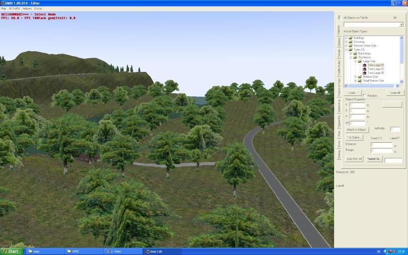 W.I.P Fantasy Route! 310