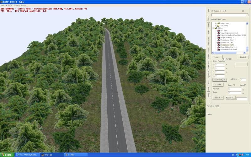 W.I.P Fantasy Route! 411