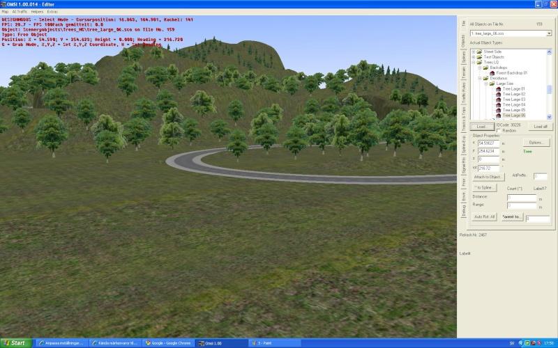 W.I.P Fantasy Route! 412