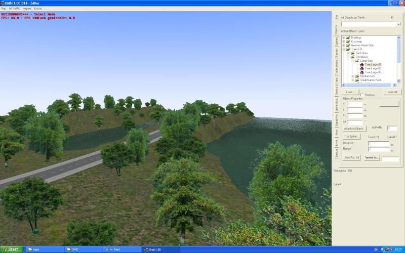W.I.P Fantasy Route! 510