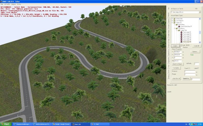 W.I.P Fantasy Route! 512
