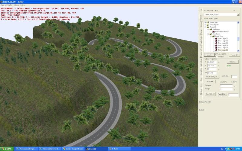 W.I.P Fantasy Route! 611