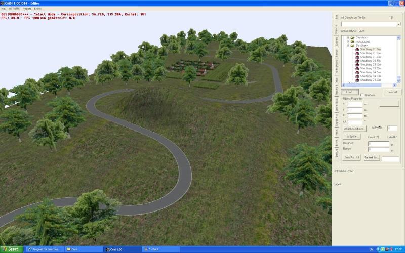 W.I.P Fantasy Route! 612
