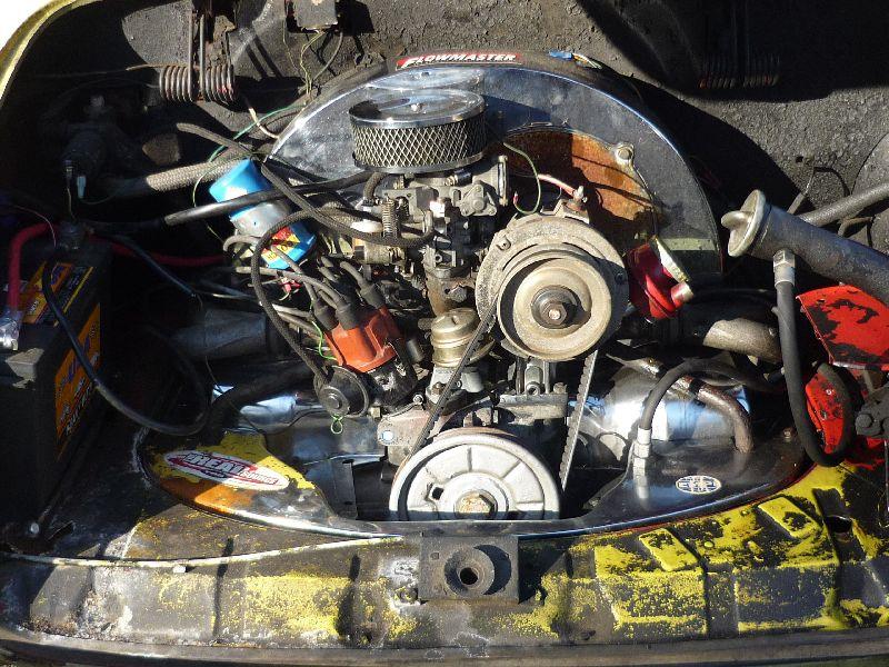 Fonctionnement Boite semi-automatique Karman15