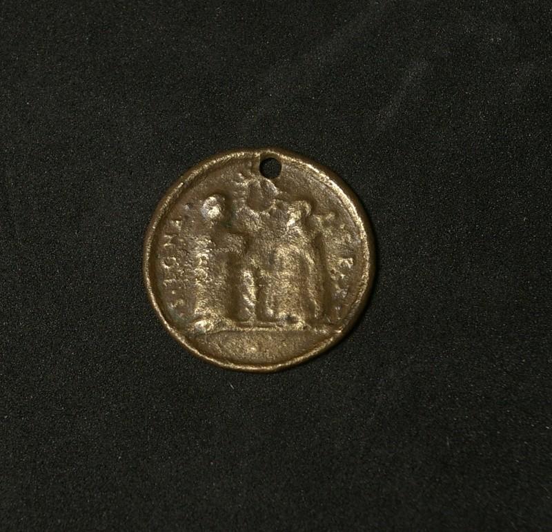 Médaille canonisation 5 saints - XVIIème Imgp0017