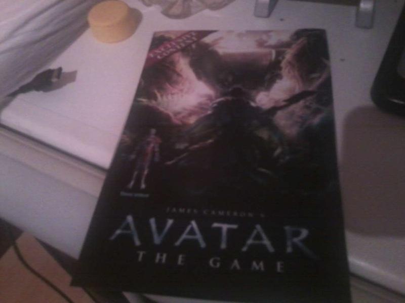 Avatar : The Game Bonus Code Giveaway Foto0112