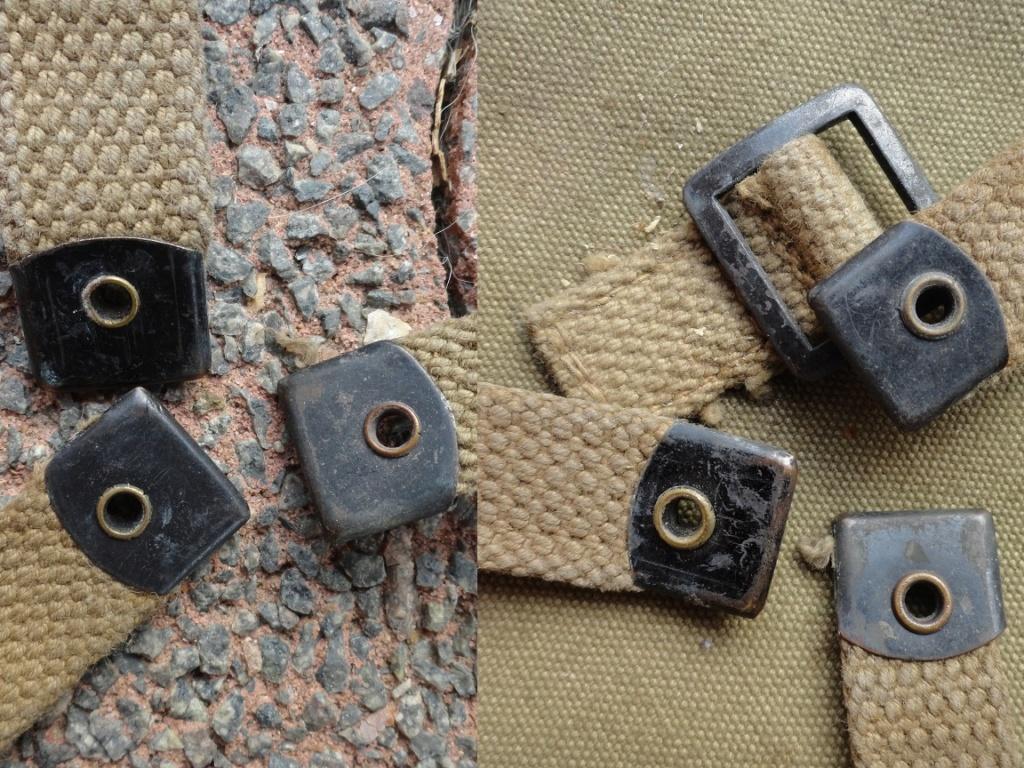 3 Pochettes à gamelle US Original..??? 0611
