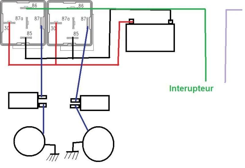 Diag des motoventilateurs de refroidissements.  Shema_10
