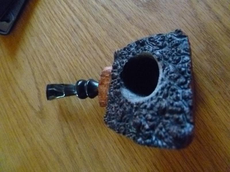 irish flake in a leedy rustic smokestack P1000211