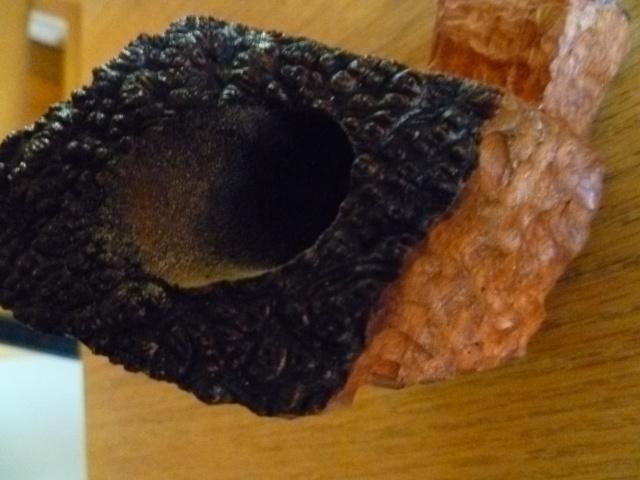 irish flake in a leedy rustic smokestack P1000212