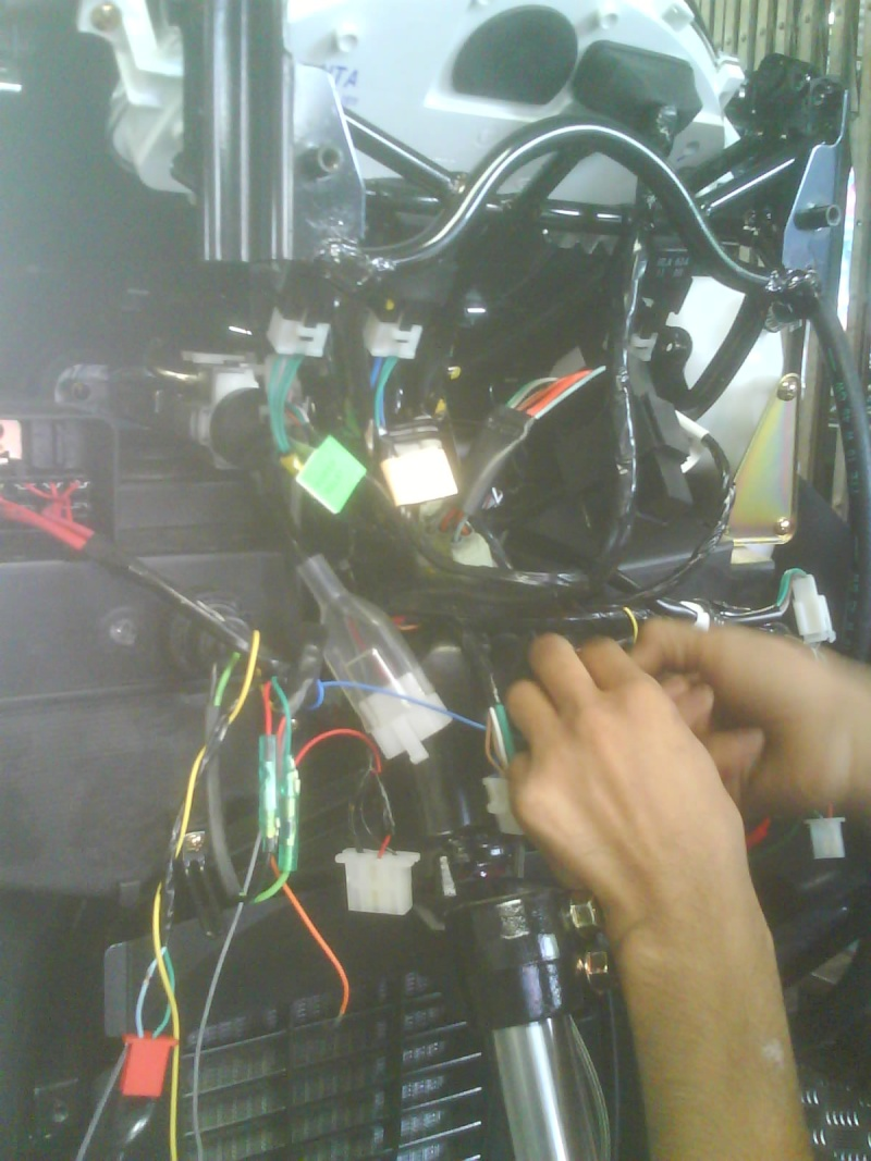 Sembang elektrikal dan modifikasi Lampu disini V1 Dsc02711