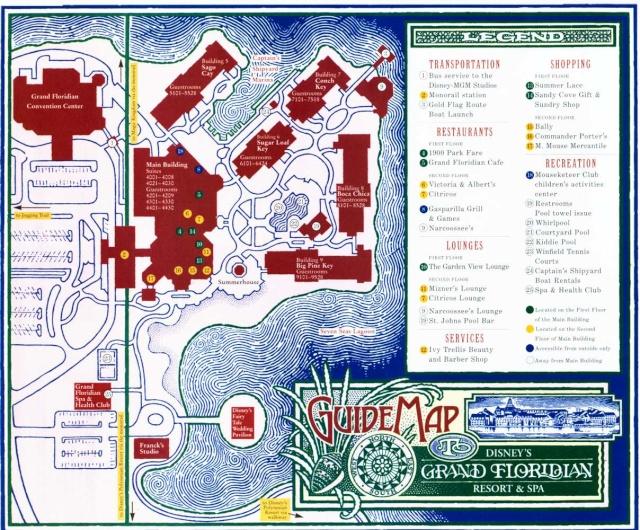 [Walt Disney World Resort] Séjour au Grand Floridian (été 2009) Grandf10