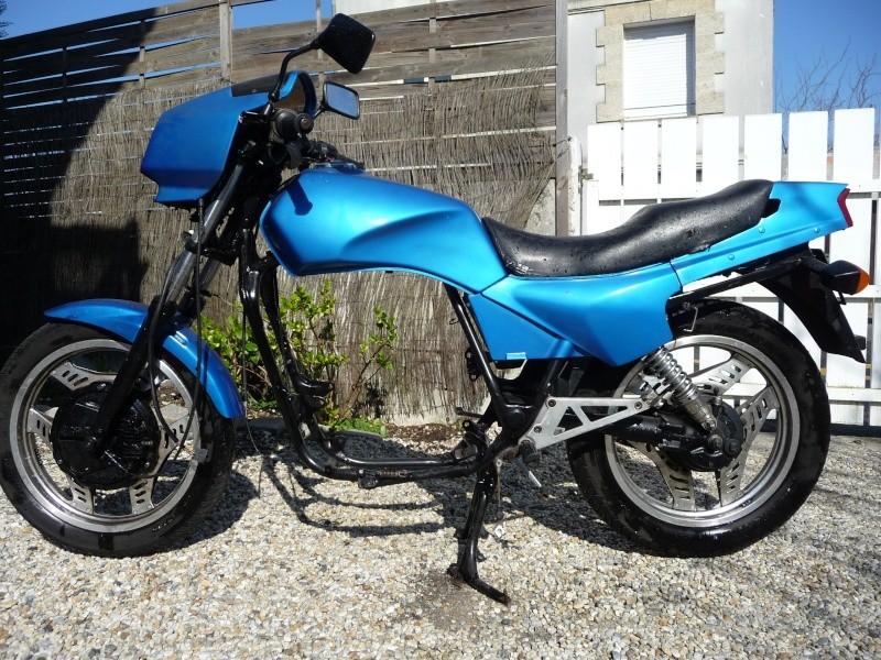 Vend Honda 500 VTE sans moteur avec carte grise 200€ (vendu) P1020816