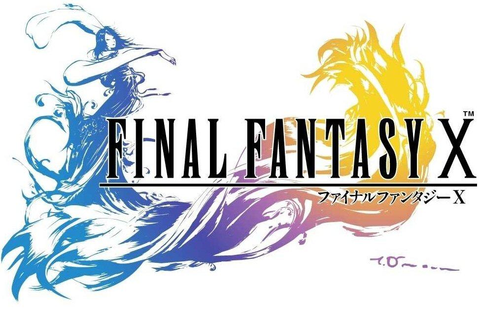 Historia de Final Fantasy X Logo_f10
