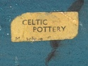 Celtic pottery in both Newlyn & Mousehole (England) Dish_o10