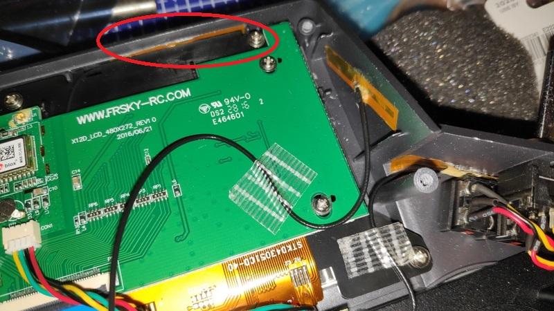 upgrade x12s en access Antenn11