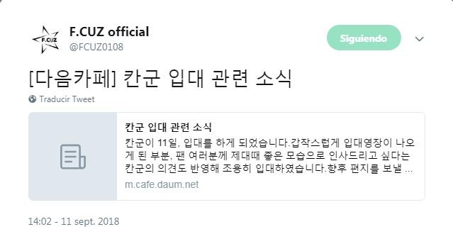 11/09/2018 [NOTICIAS] Kan se alistó silenciosamente hoy 11092010