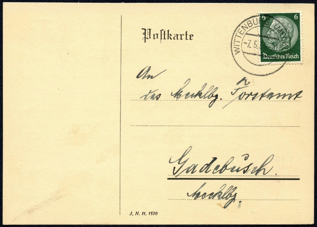 RPD Schwerin 1934 - 1945 1934-010