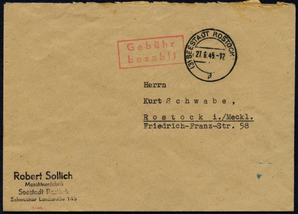 OPD Schwerin 1945 - 1952 (Teil 2) - Seite 3 1945-021