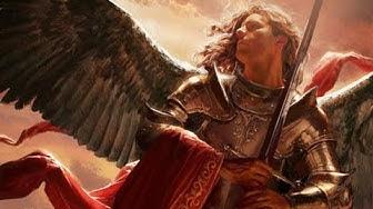 Prière a Saint Michel Aechange tràs profonde. Hqdefa10