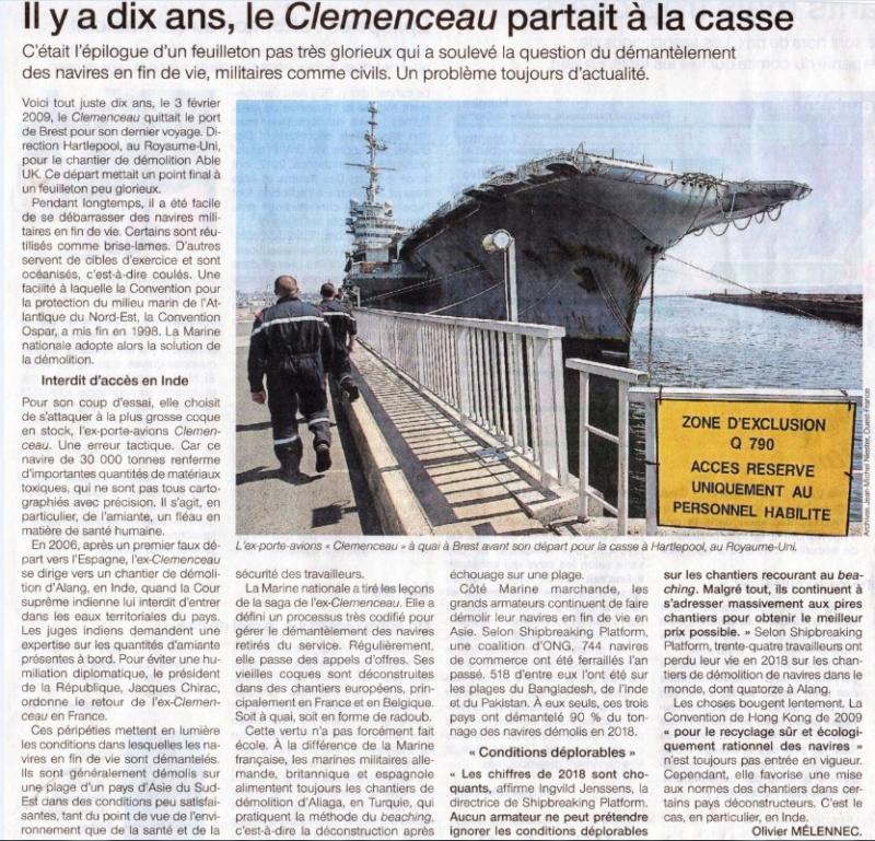 Démantèlement du Clemenceau et Colbert... - Page 18 Le_cle10