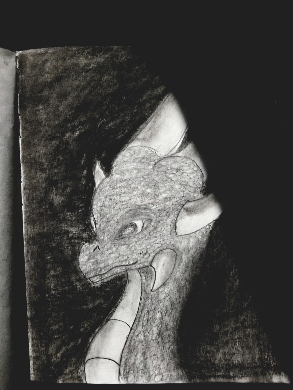 Dragon Portrait 20200222
