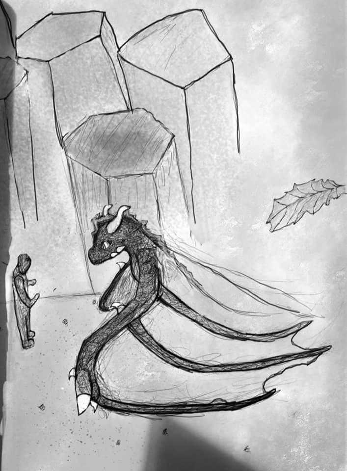 Wyvern Sketch 51911310