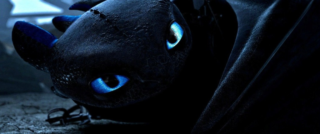 Blue eyed toothless B0f58a10