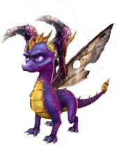 Spyro's Lair -  dragon photoshops Dap04g10
