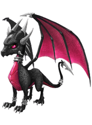 Spyro's Lair -  dragon photoshops Dark_c10